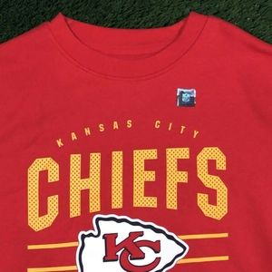 Kansas City Chiefs ProLine Crewneck Sweatshirt Men